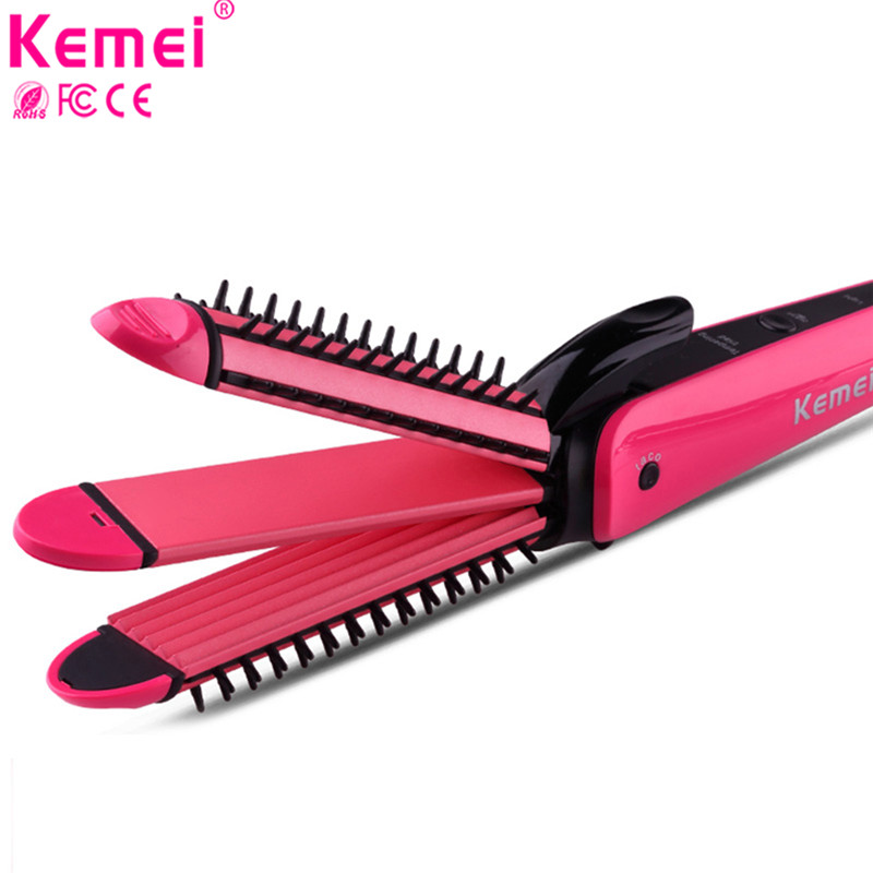 3-In-1 Hair Straightener