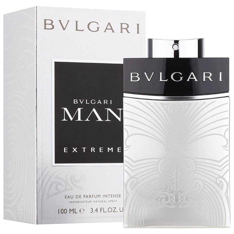 Blvgari Man Extreme All Black Edition