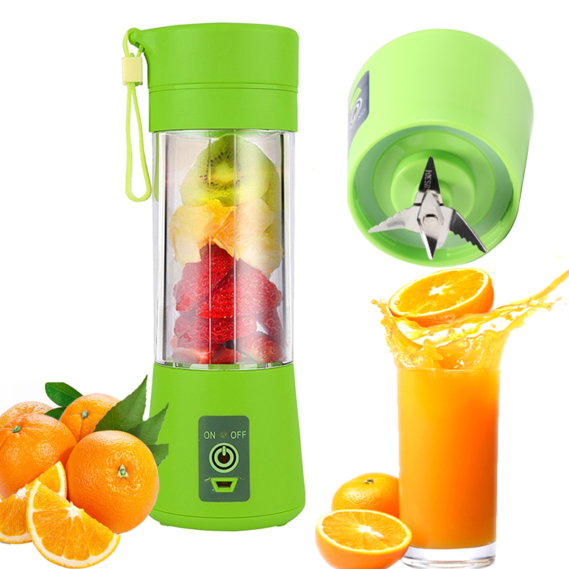 Rechargeable Electric Fruit Blender
