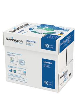 Navigator Expression A4 90gsm Copy Paper - 5 Reams