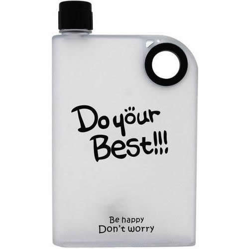 1fc05712cf ... A5 Size Notebook Water Bottle ⁄. notebook-portable-bottle-500x500